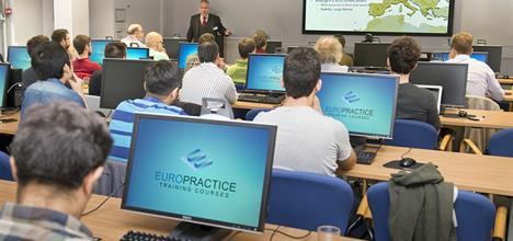Microelectronics Training Course at STFC Rutherford Appleton Laboratory