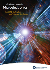 Graduate careers in microelectronics brochure